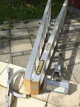 Gorilla 3.0m 150kg Industrial Double Sided Aluminium Ladder Kalamunda Kalamunda Area Preview