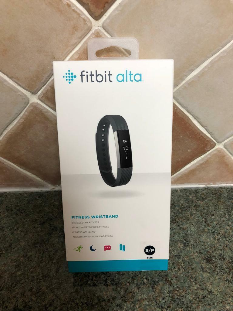 FITBIT ALTA BRAND NEW NEVER OPENED