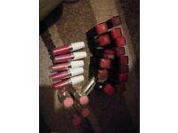 Makeup lipsticks bundle