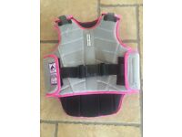 back protector (childs) horse riding