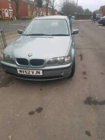 bmw, saloon car, reliable