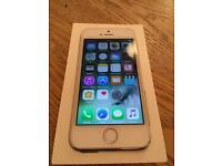 Amazing condition iPhone 5s 16GB on Vodafone