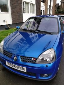 2004 Renaultsport Clio 182 Full Fat (Ideal Track Project Car)
