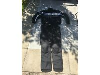 Ravern motorbike jacket and trousers