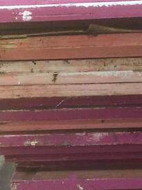 Plywood 18mm wbp