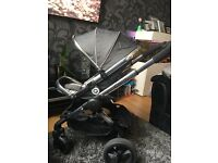 Icandy Peach 3 -Truffle- Travel system