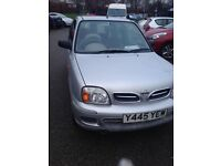 Nissan micra Reduced !!!!!