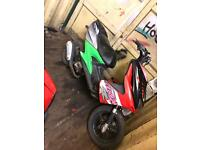 Yamaha aerox 50cc not running