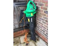 Electric leaf blower (not working)