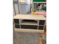 Low wooden cabinet / tv stand / sideboard
