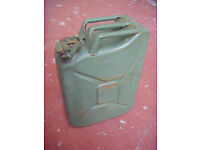 20 litre Jerry can - FREE DELIVERY