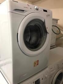 £130 HOOVER 9 KG LOAD WASHING MACHINE WITH GENUINE GUARANTEE- PLANET 🌎 APPLIANCE