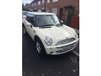 2004 mini one 1598cc petrol manual 76000 miles