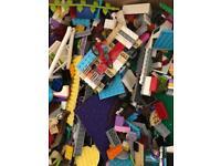 Massive 9kg box of Lego (mostly Lego Friends)