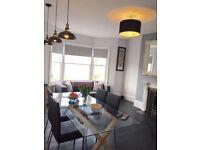 Most central modern three bedroom maisonette available September