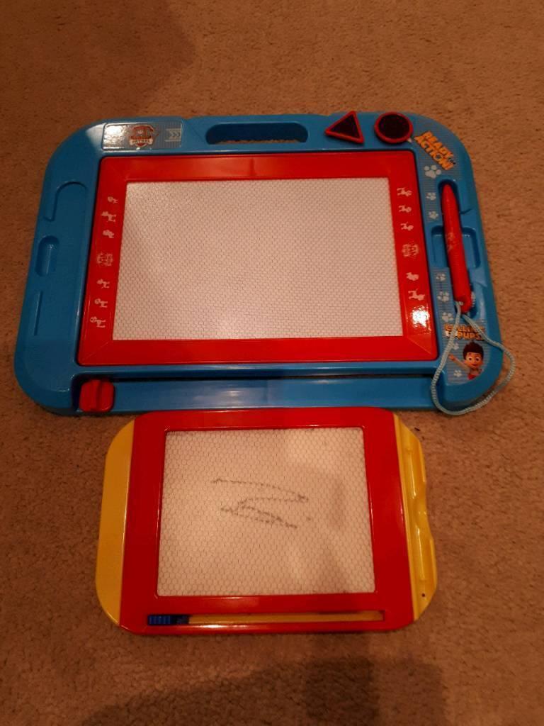 Doodle boards