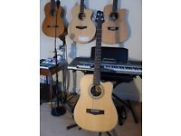 Eastcoast AB203CE Electro Acoustic Bass Guitar