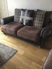 3& 2 seaters sofas