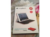 Logitech iPad mini keyboard case