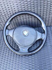 Bmw e36 m sport steering wheel