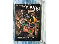 ALL STAR BATMAN AND ROBIN HC VOL 1 NEW SEALED!!