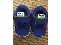 Nike revolution 2 baby trainers