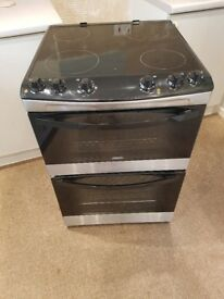 Zanussi electric cooker. SOLD