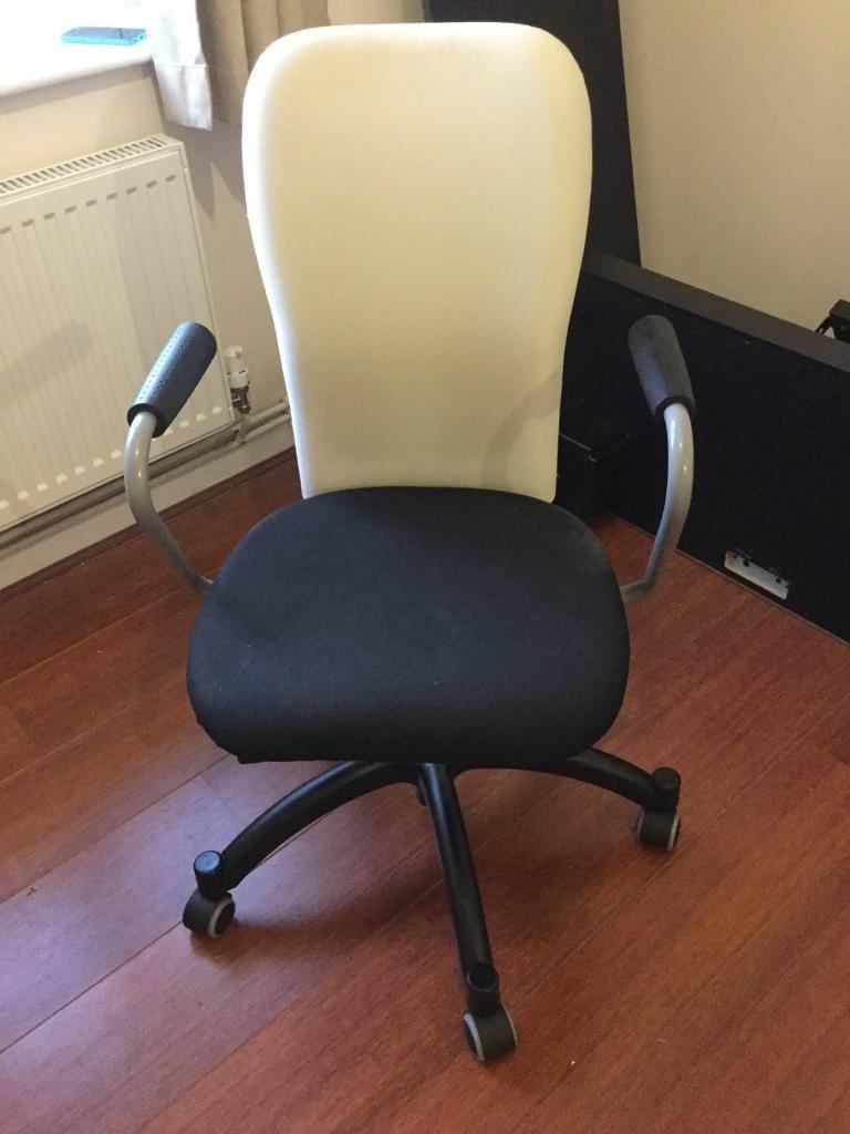 ikea swivel office chair. Ikea Nominell Swivel Desk Chair Office