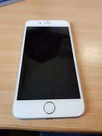 Iphone 6S 64gb Silver, Mint condition, Direct From Apple