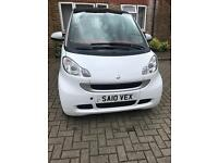 2010 smart for two cdi, with sat nav