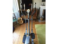 Cross trainer TRIO M107 great to keep fit and trim in the winter months