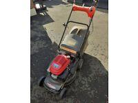 Castelgarden lawnmower (Honda engine)