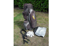 Powakaddy Trolley Golf Bag