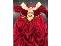 Belle dressing up gown (aged 2-3)