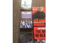 19 football hooligan books