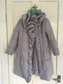 Lovely Italian designer coat (girls 8 years)