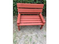 Kids garden bench ideal for summer £10