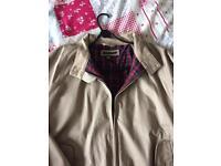 Men's Admiral lightweight jacket XXL
