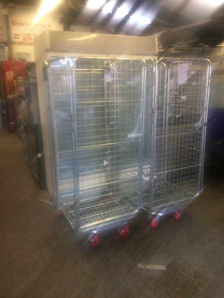 Two large roll cages In very very good condition | in Kinning Park, Glasgow  | Gumtree