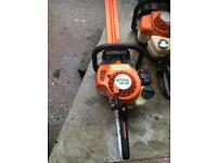 Stihl hs45 petrol hedge cutters serviced and had the carb ultrasonic cleaned ready for work