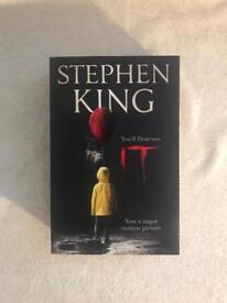 Stephen King - IT movie tie in