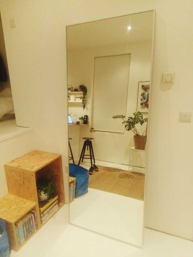 Large IKEA (Hovet) Mirror - 6 months old, in great condition | in ...