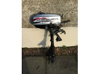 Mariner 2.5 HP Standard Shaft 2 Stroke Outboard Engine