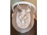 Silver cloud counting sheep bouncer.