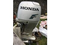Honda BF75 for sale for spares/repair