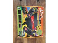 Atari Flashback 2004, unused, original box, interior packaging unopened, original manual within.