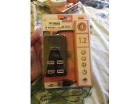 4 port USB 2.0 HI-Speed HUB