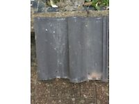 Marley Mendip Roof tiles, leftover from project: 70 pieces, all brand new