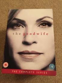 Complete Box set 1-7 Good wife