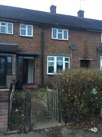 2 bedroom house available to let in Hilldene Avenue, Romford, RM3 8DJ.